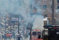 گزارش تصویری روز جمعه خشم در قدس اشغالی