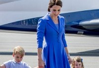 Kate Middleton's Year As A Mom In Photos