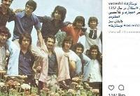 بازیکنان استقلال سال ۱۳۵۲/ از منصور پورحیدری تا ناصر حجازی و غلامحسین مظلومی+عکس