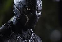 نبرد ابرقهرمان سیاهپوست هالیوود با دشمنان/کاپیتان امریکا به کمک پلنگ سیاه رفت+عکس