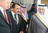 رجب طیب اردوغان در پی بازگشت به ترکیه سفر منطقه ای خود برای بحث درباره ...