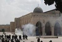 تنش های اخیر مسجدالاقصی پنج شهید و بیش از یک هزار زخمی را به دنبال داشت