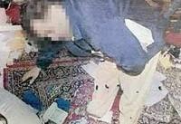 دسیسه زن همسایه برای قتل پیرزن