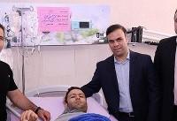 حسن رحیمی زیر تیغ جراحان رفت