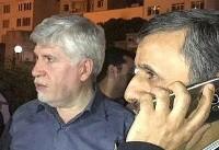 حمید بقایی از زندان به بیمارستان منتقل شد