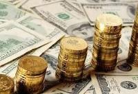رشد قیمت انواع سکه طلا و ارزهای عمده در بازار آزاد