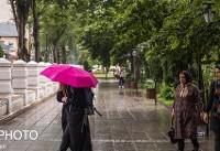 وضعیت هوای کشور در روز اول مهر