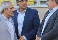 مدیرعامل پرسپولیس حاضر به گفتگو با خبرنگاران نشد