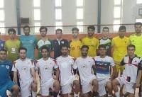 پیروزی دانشجویان ایران مقابل مالزی با ۱۰ گل