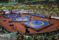 گلیج، آزادکار ۹۷ کیلوی ایران در رقابتهای داخل سالن آسیا شد