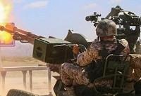 رقابت تیم ارتش و سپاه با نظامیان جهان