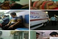 تعداد مصدومان نشت گاز کلر در دزفول به صد نفر رسید