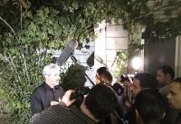 منزل پدر شهید حججی ۴ شب پس از شهادت فرزندشان+ تصاویر
