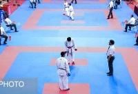 معرفی نفرات راه یافته تیم امید به مرحله سوم رقابت انتخابی کاراته