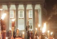 تظاهرات حامیان برتری نژاد سفید در آمریکا (+عکس)