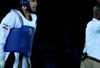 سجاد مردانی به مدال برنز رسید