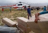 امدادرسانی به ۲ هزار شهروند متاثر از سیل و آبگرفتگی در ۵ استان