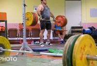 آغاز لیگ برتر وزنه برداری با حضور قهرمانان المپیک