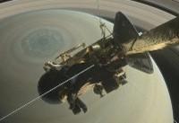پایان یافتن اولین مرحله مطالعه سیاره زحل توسط کاسینی +عکس