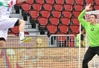 شکست تیم ملی هندبال ایران مقابل تونس در تورنمنت سئول کاپ