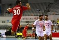 گزارش تصویری/ دیدار تیم های ملی هندبال ایران و تونس