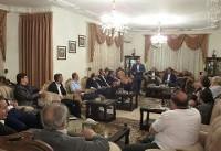 رایزنی سفیر ایران با تجار و سرمایهگذاران اردنی