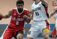 بسکتبال ایران باشکست لبنان به نیمه نهایی کاپ آسیا رسید