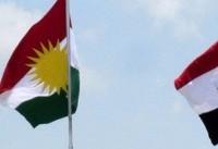 نصب پرچم کردستان در ادارات کرکوک غیرقانونی است