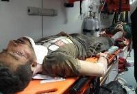 ۳۸ کشته و مصدوم در پی واژگونی اتوبوس در محور شاهرود - سبزوار