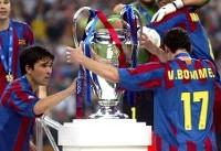 گلر عصر طلایی بارسلونا دستکش ها را آویخت