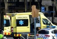 شمار تلفات حادثه بارسلون به ۱۳ نفر رسید +تصاویر