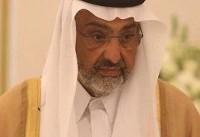 شیخی قطری که ملک سلمان وساطتش را پذیرفت کیست؟