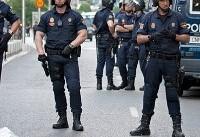 حمله با خودرو به شهروندان اسپانیایی در بارسلون