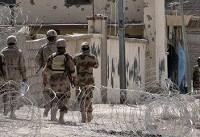 حمله الحشد الشعبی به مواضع داعش در مرز با سوریه
