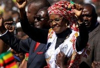 South Africa has granted Grace Mugabe diplomatic immunity: source