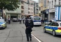 یک نفر درآلمان با چاقو کشته شد