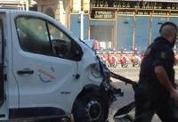 سومین مظنون حمله تروریستی در شهر بارسلون اسپانیا دستگیر شد