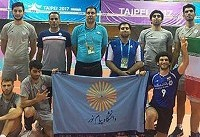 Iran volleyball team defeats Ukraine in preparation for Universiade