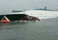 کشتی عراقی با ۲۱ سرنشین غرق شد
