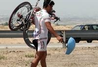 دوچرخه سواری نیمه استقامت در جاده بی تدبیری