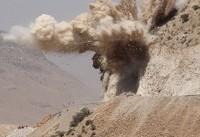 عکسبرداری از صحنه انفجار معدن، یک کشته برجای گذاشت