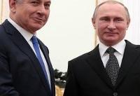 نتانیاهو به دیدار پوتین میرود