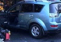 حمله یک خودرو به عابران در سیدنی