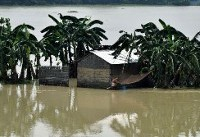 Nearly 600 dead in S. Asia floods
