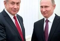 ایران موضوع گفتوگوی نتانیاهو با پوتین
