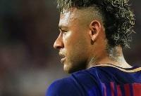 شکایت باشگاه بارسلونا از نیمار