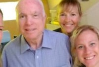 John McCain Just Finished His First Round Of Chemo And Radiation Treatment