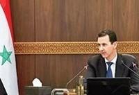 اسد: غرب در سوریه شکست خورد، ما هنوز پیروز نشدیم