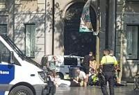 خودروی عاملان حمله تروریستی اسپانیا، در پاریس جریمه شده بود
