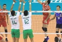 FIVB Men's U23 World Championship: Iran beat Algeria